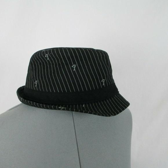 Fender Other - Fender Fedora Hat Stripes Black S/M Guitar